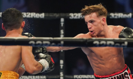 Dennis McCann: I am going for a big knockout! | Boxen247.com (Kristian von Sponneck)