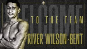 River Wilson-Bent Signs With Mick Hennessy | Boxen247.com