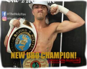 "Noel ""The Holy Fire"" Echevarria Defeats Rafael Reyes in Georgia, USA   Boxen247.com"
