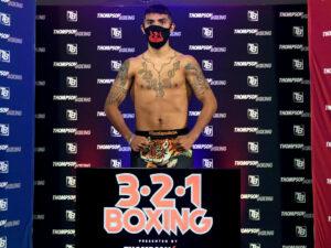 Michael Dutchover Weighs in For Tonight's Fight Against Ivan Leon Benitez | Boxen247.com