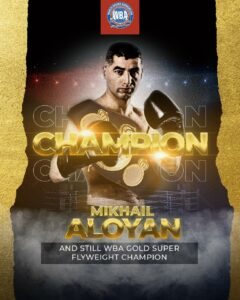 Mikhail Aloyan Defeats Oleksandr Hryshchuk in St. Petersburg, Russia | Boxen247.com