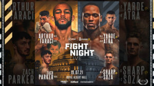 Archie Sharp fight rescheduled for July 10 | Boxen247.com