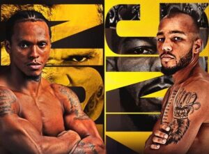 Lyndon Arthur and Anthony Yarde on same card prior to rematch   Boxen247.com