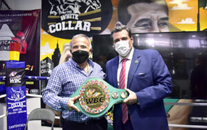"""White Collar Promotions presents """"Mexicano Power"""" in Blazing July 