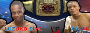 Sanele Magwaza defends WBF title against Luzuko Siyo June 27 | Boxen247.com