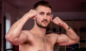 Welterweight Titles For Harry Scarff??   Boxen247.com
