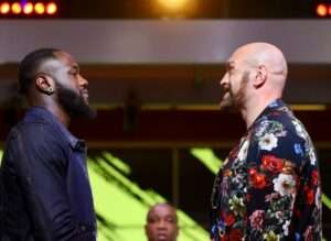Tyson Fury vs. Deontay Wilder 3 to be held at T-Mobile Arena July 24   Boxen247.com