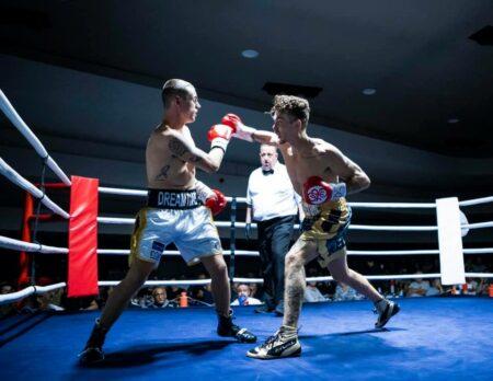 """The Dynamite Kid"" Mitchel Stapleton ready to explode August 14 | Boxen247.com"