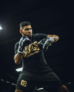 Kevin Salgado signs co-promotional deal with two promoters | Boxen247.com