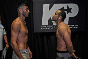 King's Promotions Day-Night Doubleheader Weights From Philadelphia | Boxen247.com