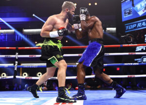 John Bauza defeats Christon Edwards in Las Vegas | Boxen247.com