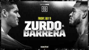 """Gilberto """"Zurdo"""" Barrera vs. Sullivan Barrera winner in line for title shot   Boxen247.com (Kristian von Sponneck)"""
