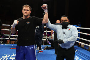 Heavyweight Andrey Fedosov ready for heavyweight elite | Boxen247.com