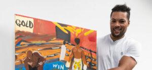 Joyce commits Dubois to canvas | Boxen247.com (Kristian von Sponneck)