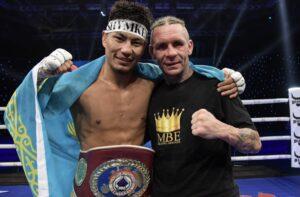 Sultan Zaurbek defeats Ronnie Clark & results from Almaty, Kazakhstan   Boxen247.com (Kristian von Sponneck)