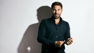 Eddie Hearn & Matchroom announce Facebook & Instagram partnership | Boxen247.com (Kristian von Sponneck)
