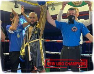 Serdar Avci defeats Taryel Jafarov for UBO inter-continental title in Kiev   Boxen247.com (Kristian von Sponneck)