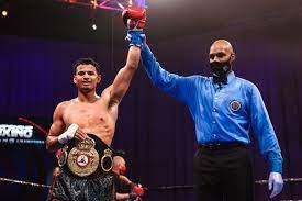 Romero will defend his WBA belt against Yigit this Saturday | Boxen247.com (Kristian von Sponneck)