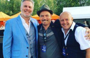 Interview with Dennis Hobson and Steve Crump of Fight Academy   Boxen247.com (Kristian von Sponneck)