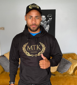 Troy Williamson extends deal with MTK Global | Boxen247.com (Kristian von Sponneck)