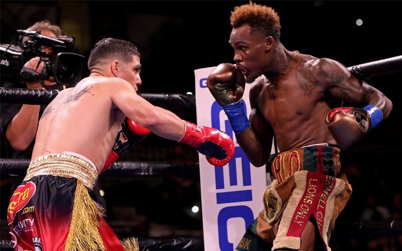 Jermell Charlo & Brian Castaño battle to a split decision draw   Boxen247.com (Kristian von Sponneck)