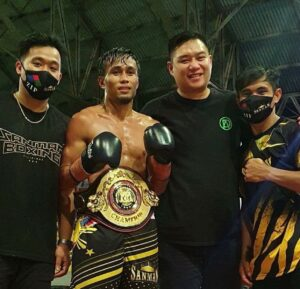 Dave Apolinario defeats Charlie Malupangue for WBA Asian flyweight title   Boxen247.com (Kristian von Sponneck)