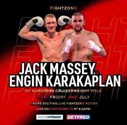 Jack Massey defeats Engin Karakaplan & full results from Sheffield, UK   Boxen247.com (Kristian von Sponneck)