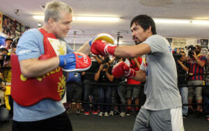 Freddie Roach: It's all about boxing immortality for Manny Pacquiao | Boxen247.com (Kristian von Sponneck)
