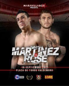 Sergio Martínez faces Brian Rose in Madrid on September 18 | Boxen247.com (Kristian von Sponneck)