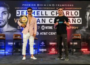 Yigit failed to make the weight and only Romero will be entitled to the belt | Boxen247.com (Kristian von Sponneck)
