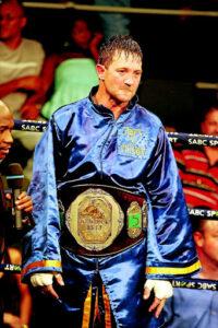 Former champ Andre Thysse dies at age 52 - R.I.P | Boxen247.com (Kristian von Sponneck)