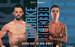 Chris Bourke faces James Beech Jr. this Saturday in London, England | Boxen247.com (Kristian von Sponneck)
