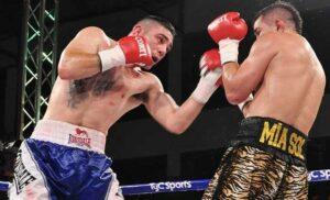 Ricardo Ruben Villalba defeats Edgar Ghukasyan in Moscow, Russia | Boxen247.com (Kristian von Sponneck)