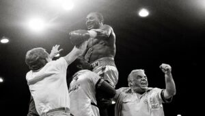 On this day: Mike McCallum conquered the WBC light heavyweight title | Boxen247.com (Kristian von Sponneck)