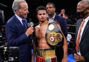Rolando Romero knocks out Anthony Yigit to retain his WBA interim title   Boxen247.com (Kristian von Sponneck)