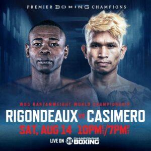 Guillermo Rigondeaux vs. John Riel Casimero NOT for the WBA title | Boxen247.com (Kristian von Sponneck)