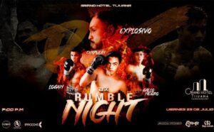 "Great prospects at ""Rumble Night"" tonight in Tijuana   Boxen247.com (Kristian von Sponneck)"