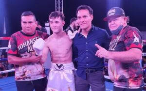 Canelo's nephew Johan Álvarez defeats Owen Rodríguez in Mexico | Boxen247.com (Kristian von Sponneck)