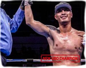 Giovannie Gonzalez defeats Christian Rene Arenas for UBO title in Mexico | Boxen247.com (Kristian von Sponneck)