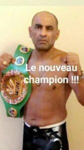 Spotlight on: Mahjoub Jarradi   Boxen247.com (Kristian von Sponneck)