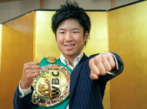 Kenshiro Teraji looking to defend his title for the 9th time on September 10   Boxen247.com (Kristian von Sponneck)