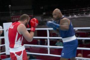 Olympics day 6: GB's Frazier Clarke through but Davison bows out   Boxen247.com (Kristian von Sponneck)