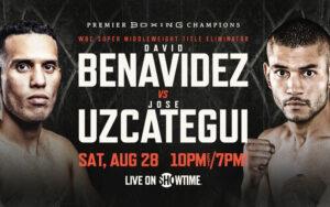 David Benavidez vs. José Uzcategui undercard announced   Boxen247.com (Kristian von Sponneck)