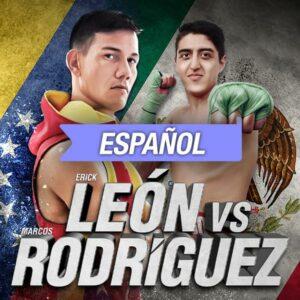 Erik Leon defeats Juan Marcos Rodriguez in Mexico City   Boxen247.com (Kristian von Sponneck)