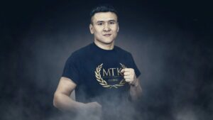 Jamie Moore: The plan is for him to fight for a world title in seven fights   Boxen247.com (Kristian von Sponneck)