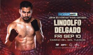 Lindolfo Delgado to return in September   Boxen247.com (Kristian von Sponneck)