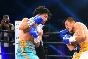 Erick Rosa defeats Ricardo Astuvilca in Santo Domingo | Boxen247.com (Kristian von Sponneck)