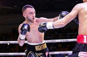 Collins vs. Williams tops Scottish event on Fightzone this Saturday   Boxen247.com (Kristian von Sponneck)