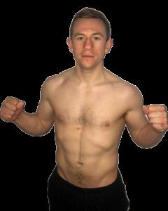 Fearghus Quinn looks to extend his unbeaten record on August 8   Boxen247.com (Kristian von Sponneck)