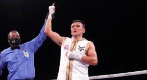 Tursynbay Kulakhmet: I am ready for anyone at super welterweight!   Boxen247.com (Kristian von Sponneck)